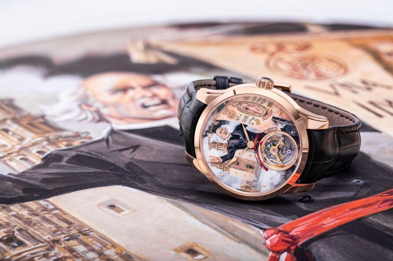 Los relojes inspirados en México que vimos en el SIAR 2020 - ulysse-nardin-classico-mexico-2020-tourbillon-slider