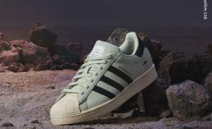 Estos sneakers de Baby Yoda de adidas X The Mandalorian, te encantarán