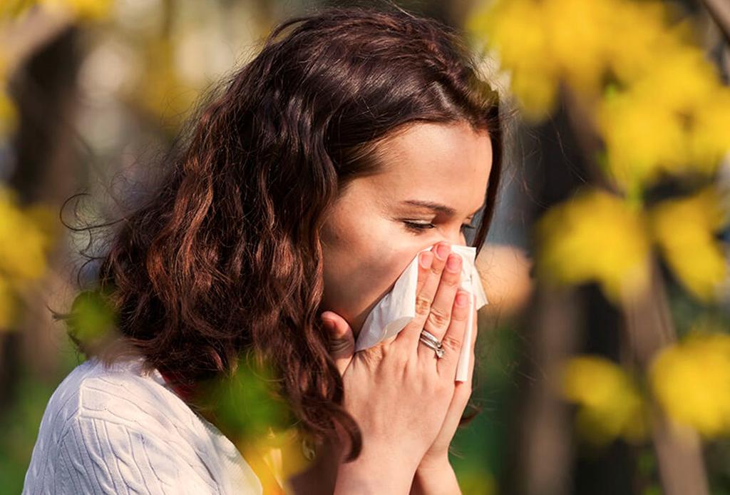 5 remedios naturales para aliviar las alergias estacionales