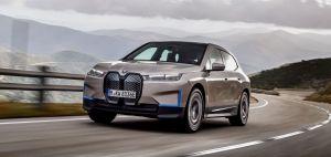 Conoce la nueva BMW iX, la apuesta más arriesgada de la marca