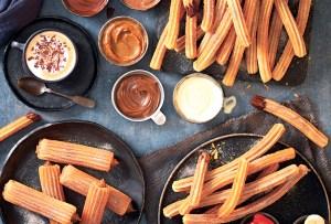 Celebra el día del churro con esta receta del «Churro Latte»