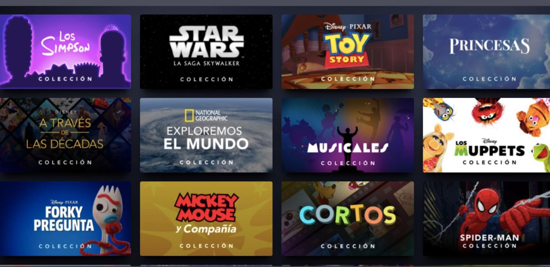 ¿Amas Disney+? Te decimos todo lo que NO puedes ver en  Latinoamérica