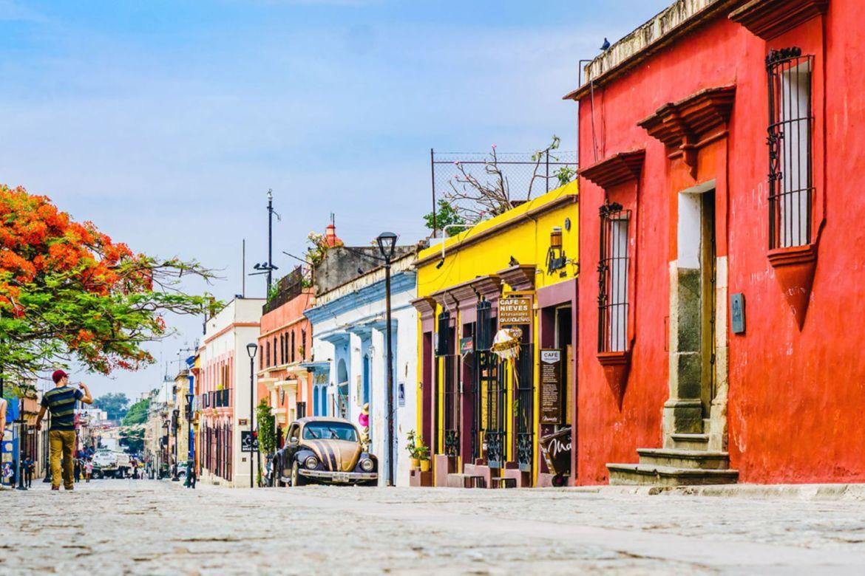 Oaxaca es el mejor destino para vacacionar en México y Centroamérica - oaxaca-ciuda