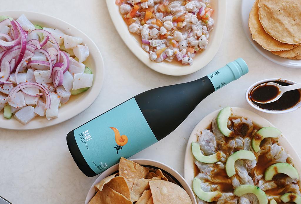 Descubre el maridaje perfecto para este Sake mexicano - sake-mexicano-2