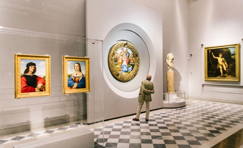 Estos son de los mejores museos del mundo y deberías visitar - uffizi-galeria