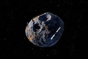 Este asteroide vale 70 mil veces más que toda la economía mundial junta