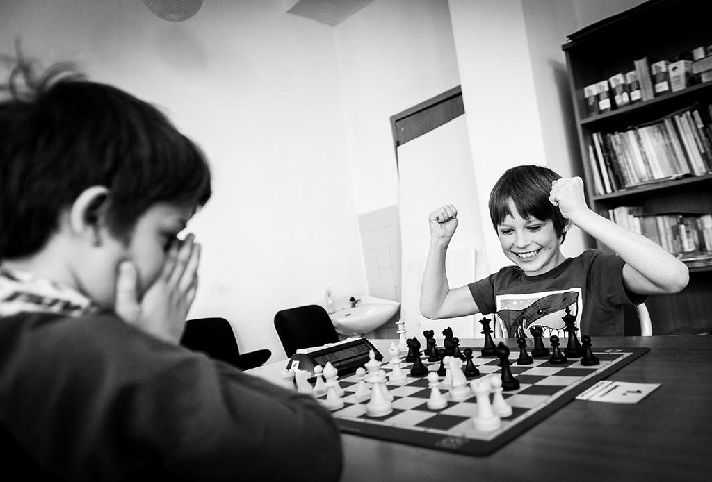Encuentra tu nuevo hobby y crea tu propio ajedrez