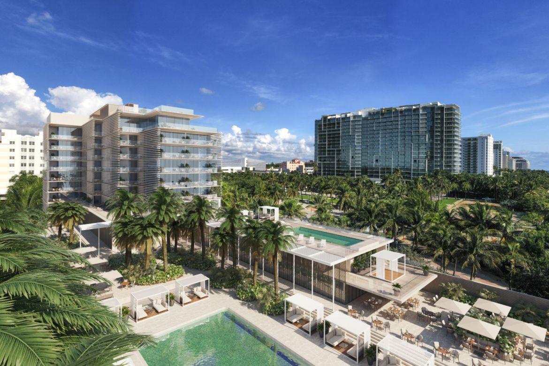Bvlgari abrirá su primer hotel en América en 2024 - bvlgari-hotel-miami