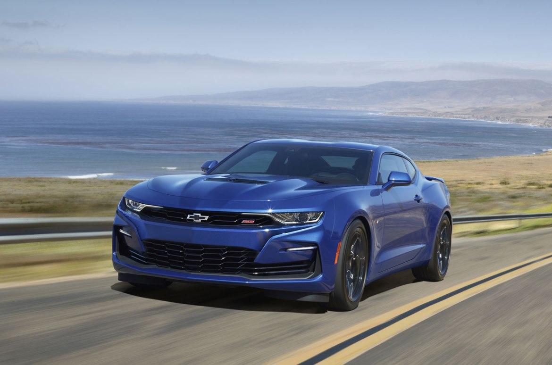 Lo nuevo de Chevrolet para 2021 - camaro