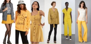 El color del 2021 (según Pantone) es el amarillo ¡Así puedes lucirlo!
