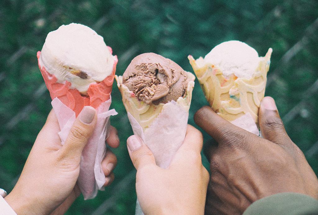 7 helados de temporada para ese antojo dulce