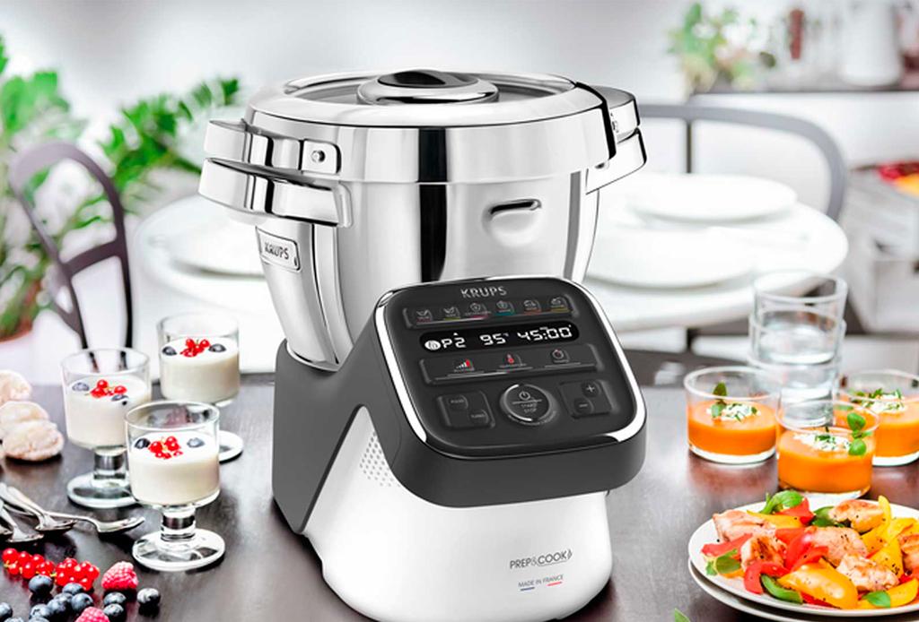Prep&Cook: el robot de KRUPS que quieres en tu cocina - krups-prep-cook-gadgets-cocina