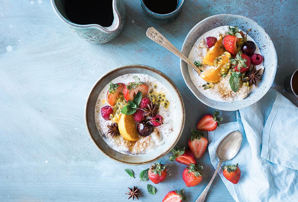 10 recetas healthy para probar este inicio de año