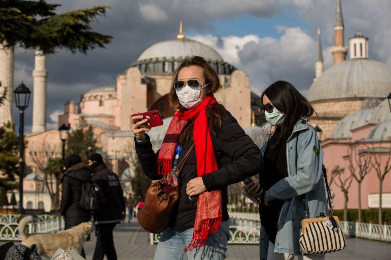 Estos son los destinos con más reservaciones en 2021 - turquia-coronavirus-viajes