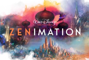 Zenimation de Disney+ es lo que necesitas para calmar tus nervios