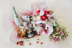Cajas y canastas para organizar un picnic romántico este San Valentín