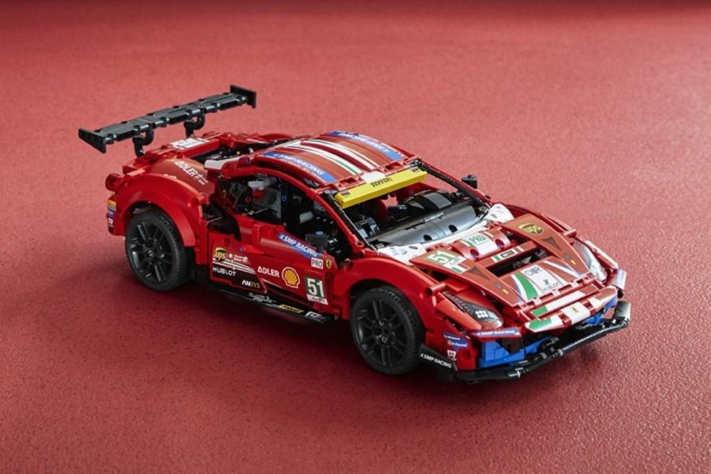 Estos son los mejore autos que puedes armar en LEGO - lego