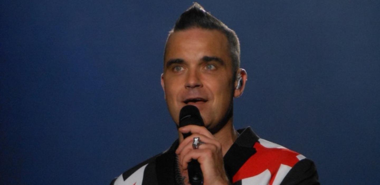 Robbie Williams es un verdadero Showman de pies a cabeza
