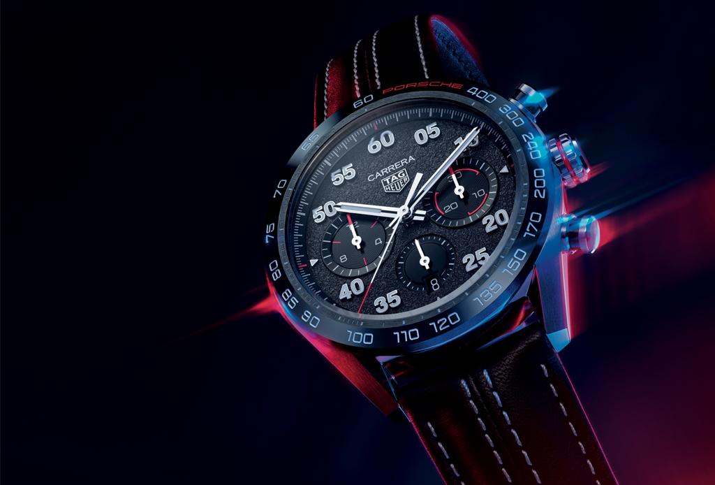 TAG Heuer Carrera Porsche Chronograph, el inicio de una alianza histórica - tag-heuer-cronograph-colaboracion-reloj-porsche