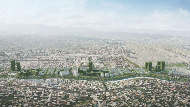 Tirana Riverside, una forma de vivir después del coronavirus - tirana-riverside