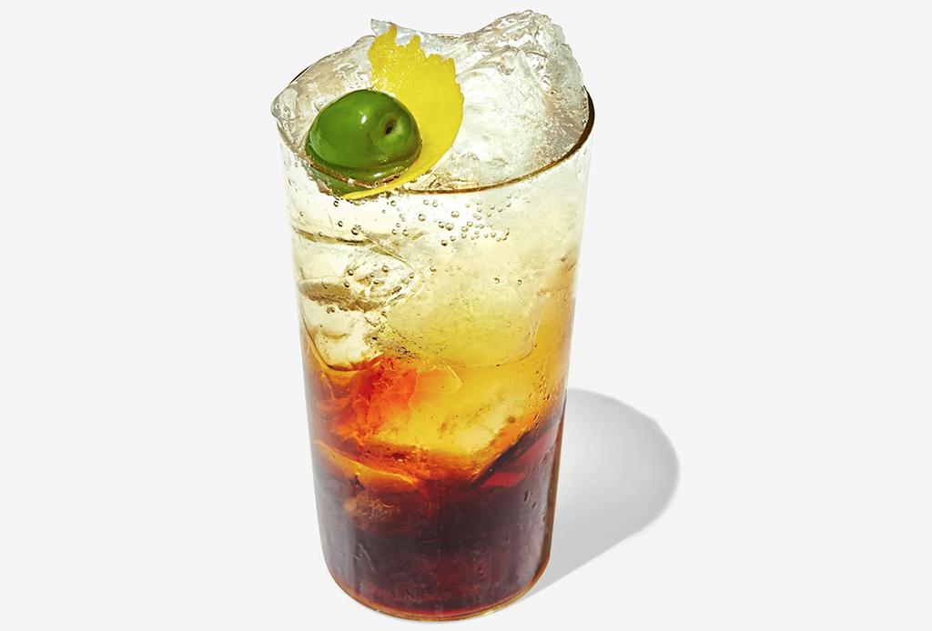 El Amaro Spritz está por convertirse en tu nuevo aperitivo favorito