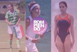 Atletas mexicanas que se abrieron paso en el mundo del deporte