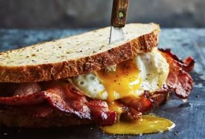 Dónde encontrar los mejores egg sandwiches de la CDMX