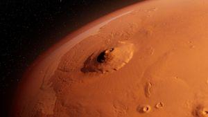 ¿Realmente quisieras vivir en Marte?