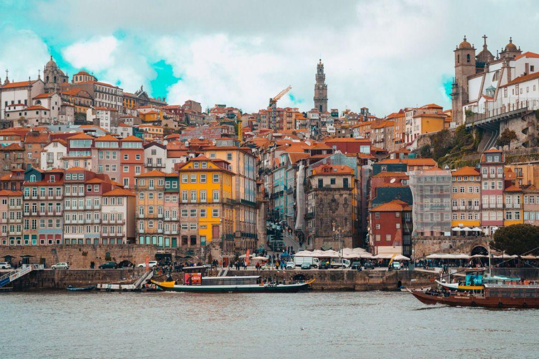 Países de Europa perfectos para el turismo post-covid - oporto-portugal