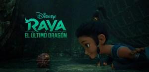 Razones para ver Raya y el último dragón en Disney+ con toda la familia