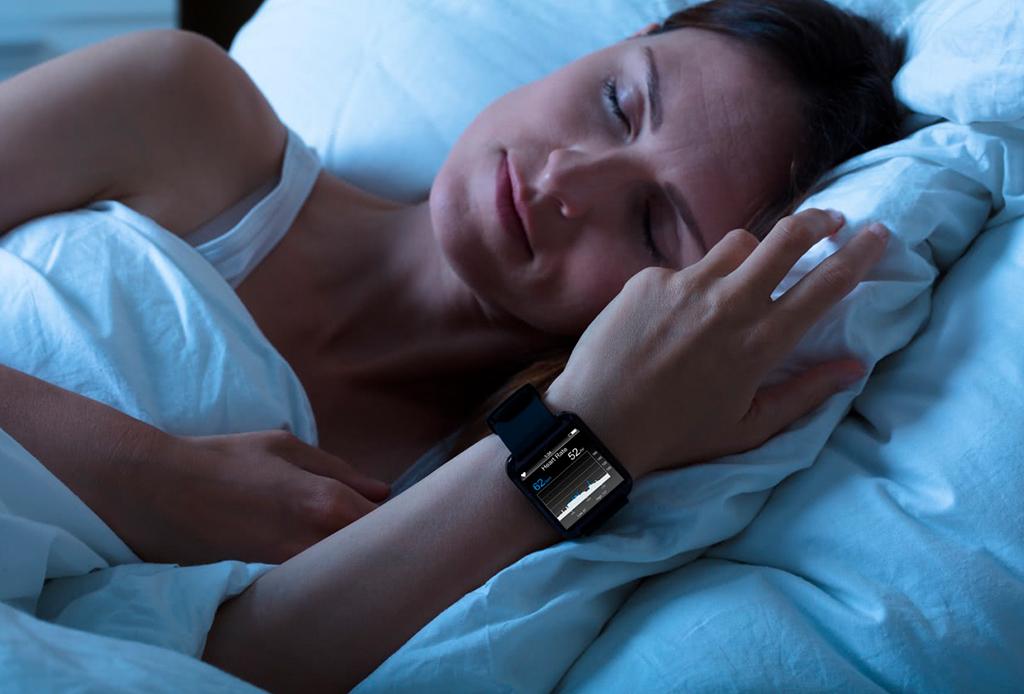 3 razones para comenzar a hacer seguimiento del sueño