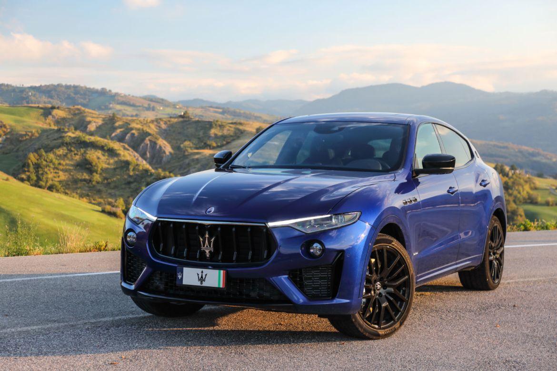 Conoce la nueva gama de Maserati que llegó a México - levante-gransport-my21-1