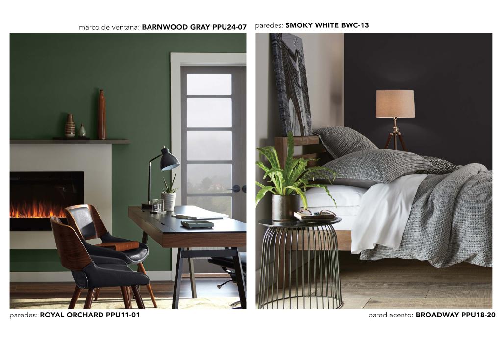 6 paletas de inspiración para hacer más cómodos a tus espacios - refugio-tranquilo-1