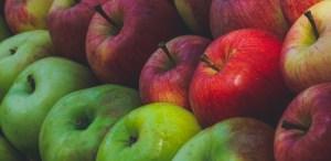 Conoce las variedades de manzanas y como  utilizarlas en tus recetas