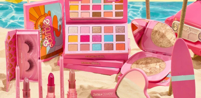 Malibu Barbie x Colourpop  será la colección del verano, ¡te decimos por qué!