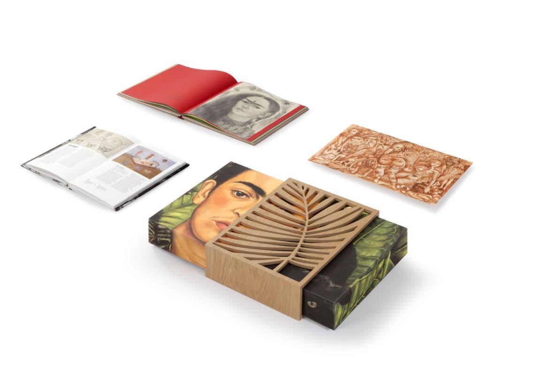 Los sueños de Frida: el mejor libro de la artista que también es una obra de arte - 02-bodegon