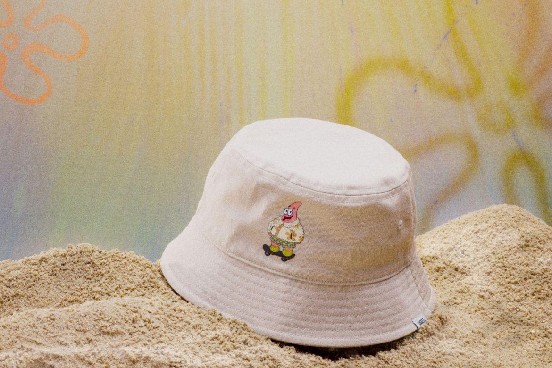 Amamos la nueva colección de Vans x Bob Esponja - bob-esponja-patricio-gorra