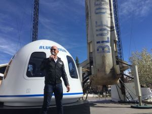 Esto es lo que costará viajar al espacio con Jeff Bezos