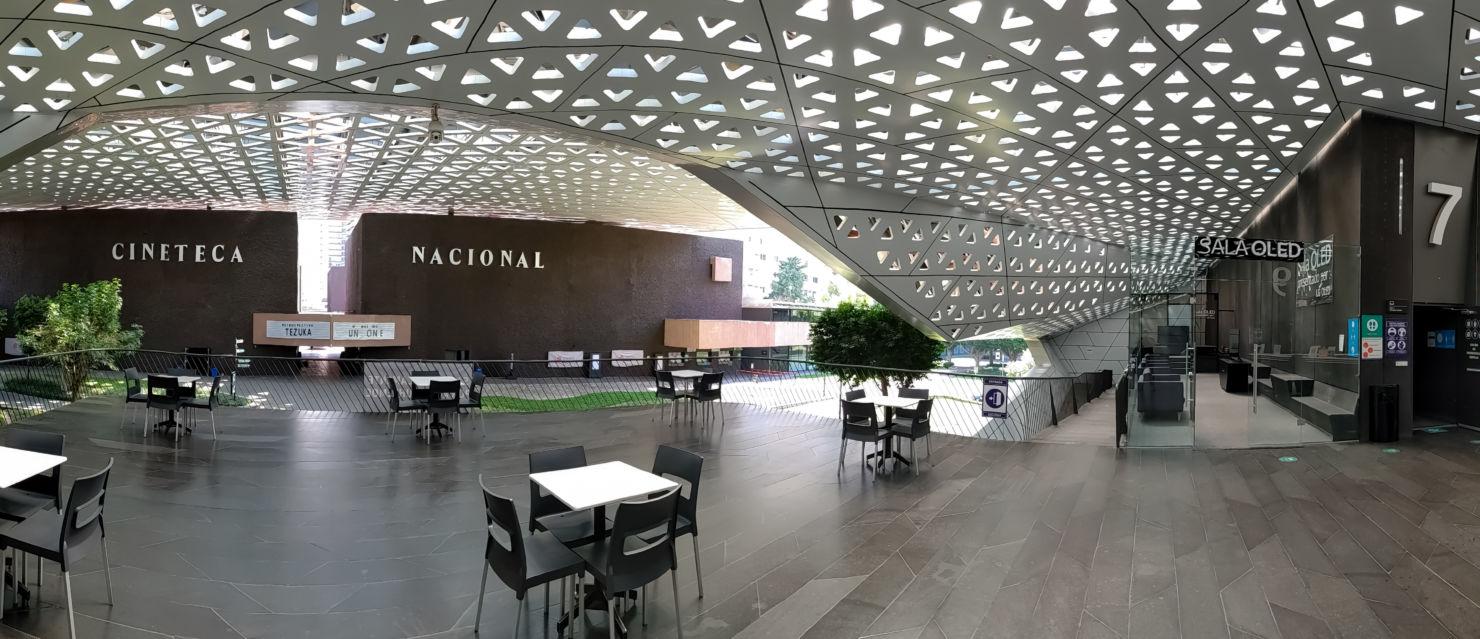 México tiene la primera y única sala OLED del mundo, ¡Conócela!