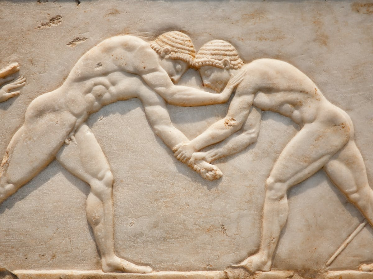 Así es como nacieron los Juegos Olímpicos en la antigüedad