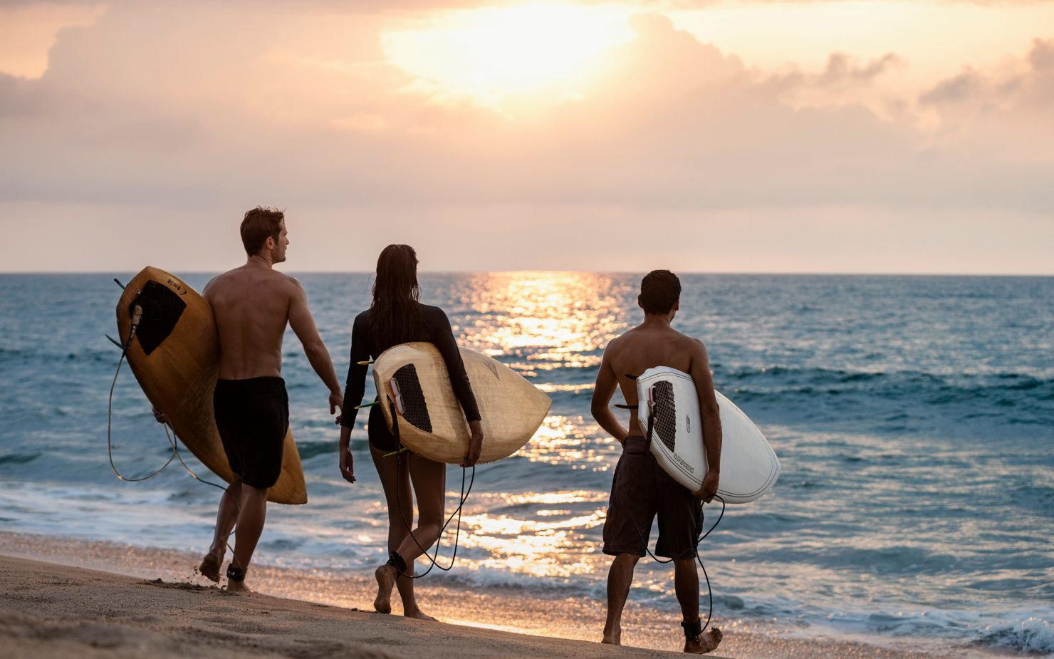 4 razones para practicar surf en One&Only Mandarina
