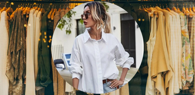 6 ideas para usar una camisa blanca y salir de la rutina - sabrina-66