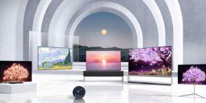 Vive tus contenidos favoritos al máximo con LG OLED