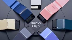 Lo mejor del Samsung Galaxy Unpacked 2021