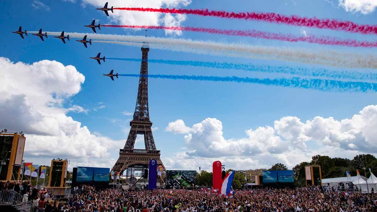 ¿Necesitas más Juego Olímpicos? Esto es todo lo que debes saber sobre París 2024
