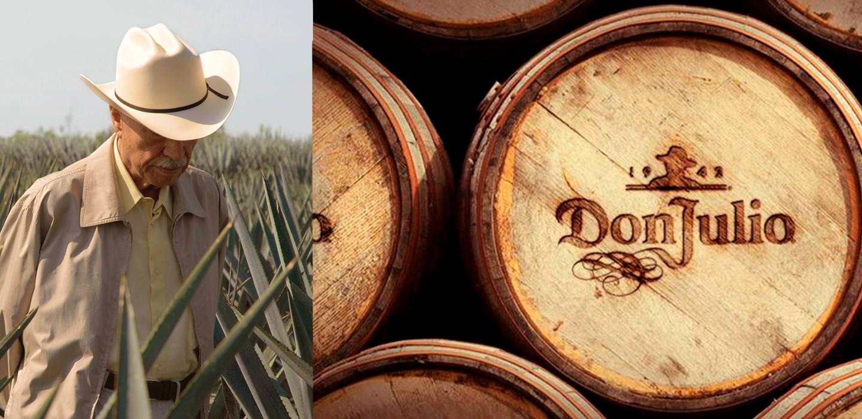 Tequila Don Julio, un legado de pasión y amor por México