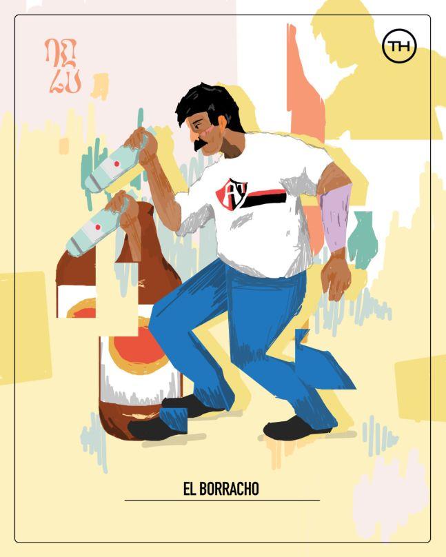 Conoce la Lotería Colaborativa de The Happening con talento mexicano - rt-borrachou