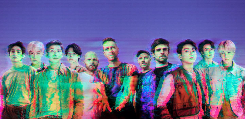 Coldplay regresa con un nuevo sencillo junto a BTS «My Universe»
