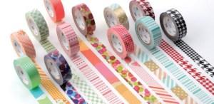 Así puedes hacer tu propia Washi Tape en tres simples pasos
