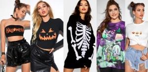 Ideas de outfits inspirados en la temporada de sustos